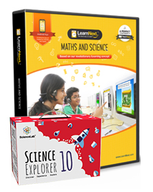 Maths and Science with All India Test Series, Science Kits