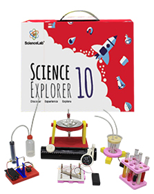 Class 10 - Science Hands On Activity Kit - Equipment