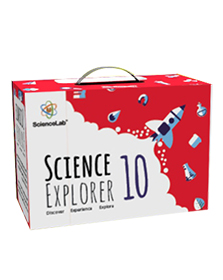 Class 10 - Science Hands On Activity Kit