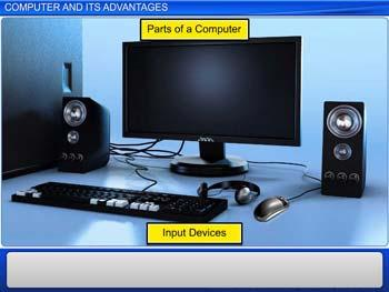 Animated video Lecture for Computer and its Advantages