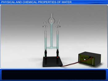 Animated video Lecture for Physical and Chemical Properties of Water