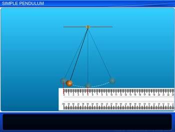 Animated video Lecture for Simple Pendulum