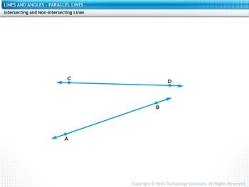 Animated video Lecture for Parallel Lines