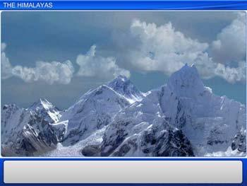 Animated video Lecture for The Himalayas