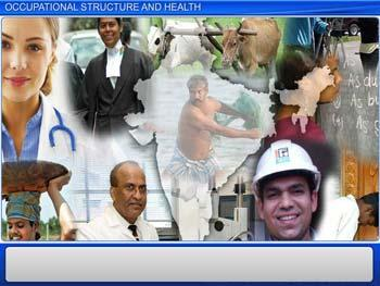 Animated video Lecture for Occupational Structure and Health
