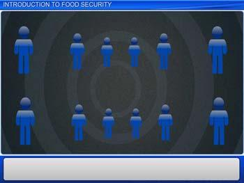 Animated video Lecture for Introduction to Food Security