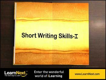 Animated video Lecture for Notice Writing - Format and Sample