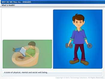 Animated video Lecture for Diseases