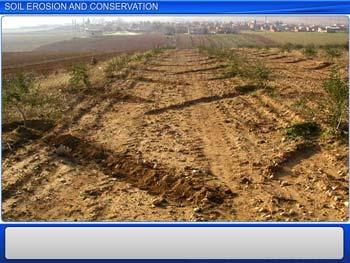 Animated video Lecture for Soil Erosion and Conservation