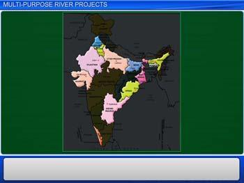 Animated video Lecture for Multi-purpose River Projects