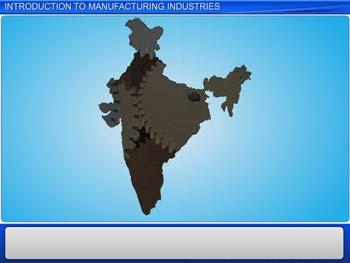 Animated video Lecture for Introduction to Manufacturing Industries