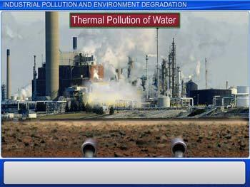 Animated video Lecture for Industrial Pollution and Environment Degradation