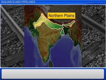 Animated video Lecture for Railways and Pipelines