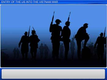 Animated video Lecture for Entry of the US into the Vietnam War