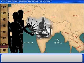 Animated video Lecture for Attitude of Different Sections of Society