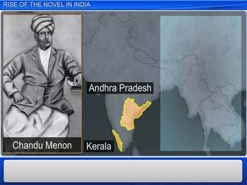 Animated video Lecture for Rise of the Novel in India