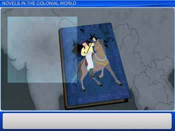 Animated video Lecture for Novels in the Colonial World