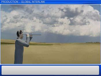 Animated video Lecture for Production - Global Interlink