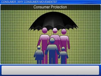 Animated video Lecture for Consumer: Why consumer movements?