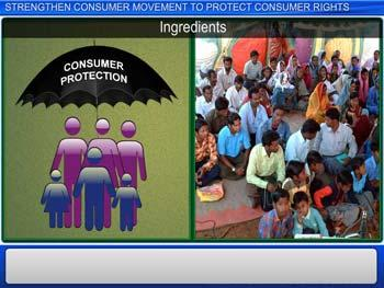 Animated video Lecture for Strengthen Consumer Movement to Protect Consumer Rights