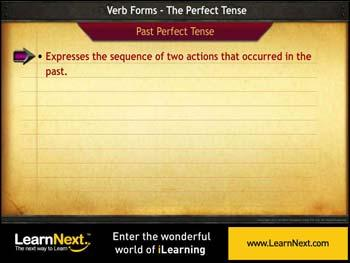 Animated video Lecture for Past Perfect and Past Perfect Continuous Tense
