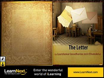 Animated video Lecture for The Letter