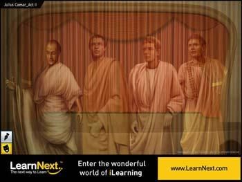 Animated video Lecture for Julius Caesar - II
