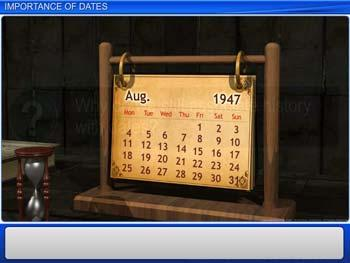 Animated video Lecture for Importance of Dates
