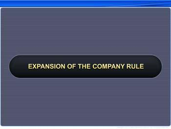 Animated video Lecture for Expansion of the Company Rule