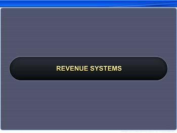 Animated video Lecture for Revenue Systems