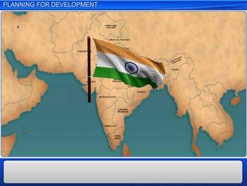 Animated video Lecture for Planning for Development