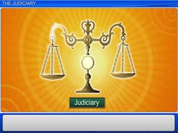 Animated video Lecture for The Judiciary