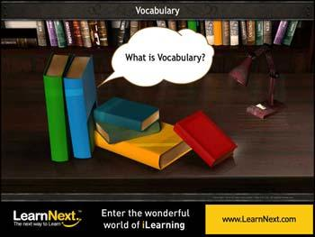 Animated video Lecture for Vocabulary - Essentials