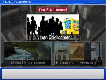 Animated video Lecture for Human Environment