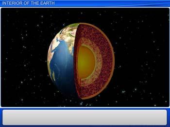 Animated video Lecture for Interior of the Earth