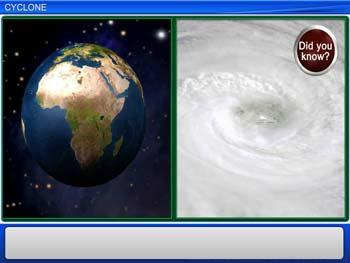 Animated video Lecture for Cyclones