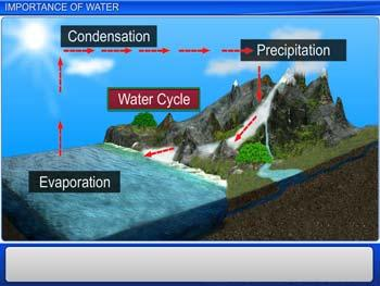 Animated video Lecture for Importance of Water