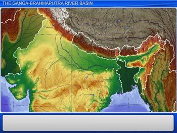 Animated video Lecture for The Ganga-Brahmaputra River Basin