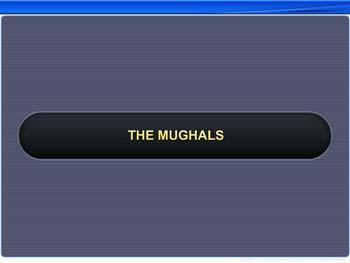 Animated video Lecture for The Mughals