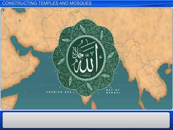 Animated video Lecture for Constructing Temples and Mosques