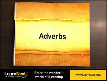 Animated video Lecture for Simple Adverbs