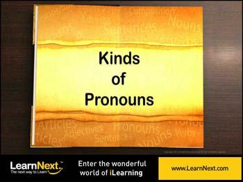 Animated video Lecture for Relative Pronouns -Usage