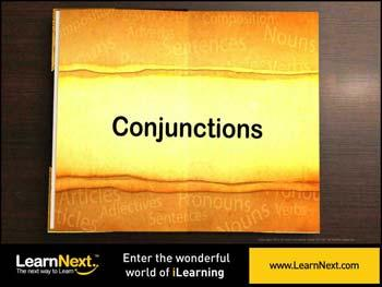 Animated video Lecture for Coordinating Conjunctions - Kinds