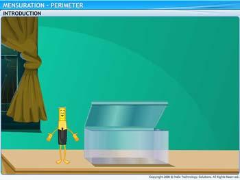 Animated video Lecture for Perimeter