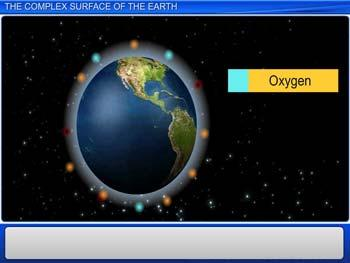 Animated video Lecture for The Complex Surface of the Earth
