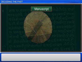 Animated video Lecture for Decoding the Past