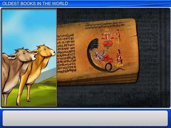 Animated video Lecture for Oldest Books in the World
