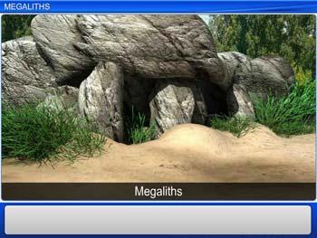 Animated video Lecture for Megaliths