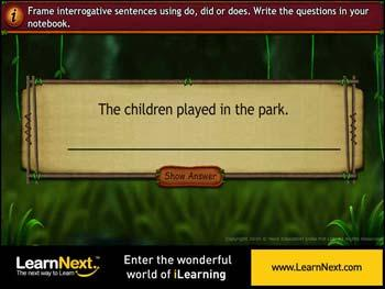 Animated video Lecture for Activity 2