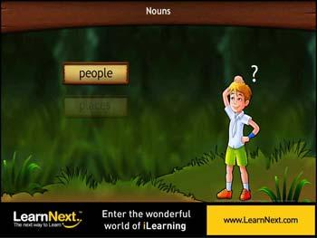 Animated video Lecture for Abstract Nouns